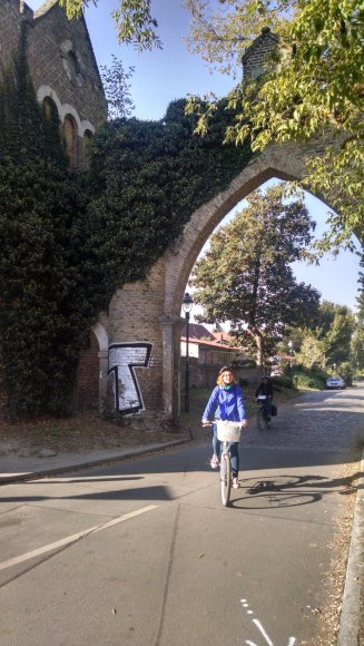 Tor zum Rittergut Groß-Glienicke